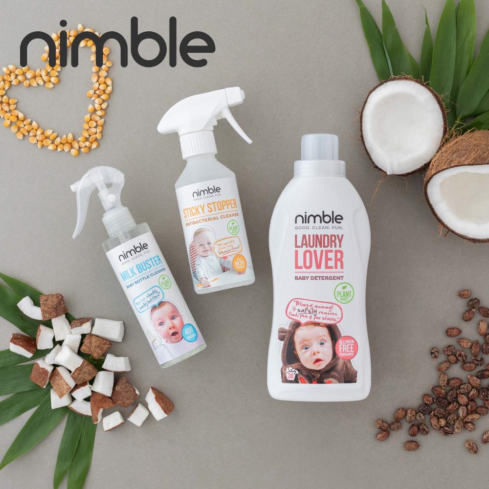 Nimble Brand image