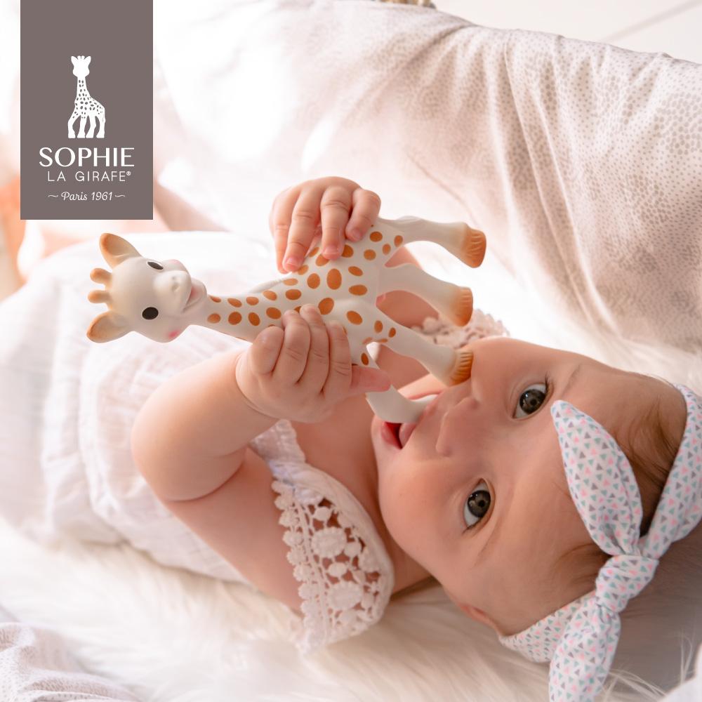 Sophie la girafe Brand image